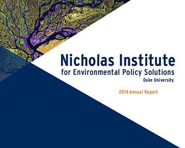 Nicholas Institute Annual Report 2014