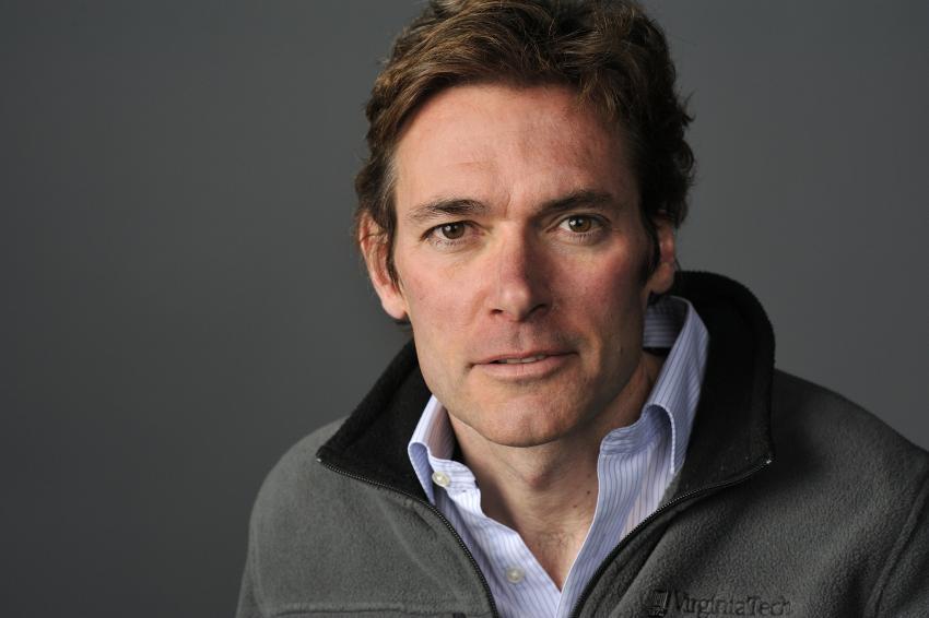 Portrait of Marc Edwards