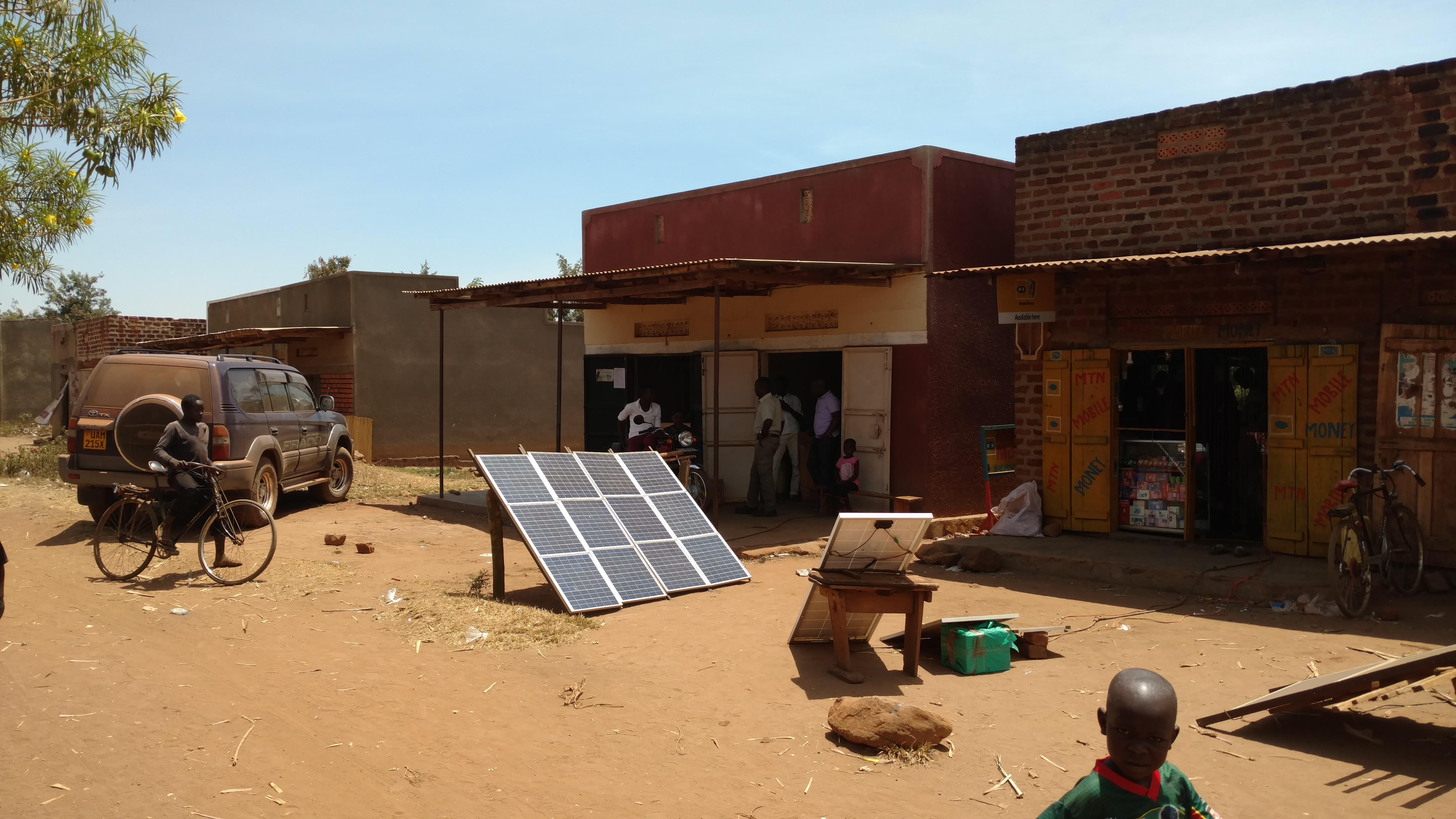 Uganda Village