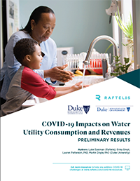 COVID-19 Impacts on Water Utility Consumption and Revenues PRELIMINARY RESULTS Cover