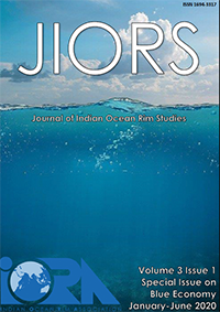 Journal of Indian Ocean Rim Studies cover