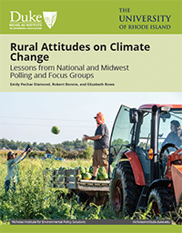 Rural Attitudes on Climate Change Cover