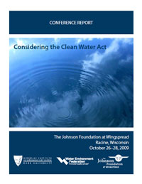Considering the Clean Water Act