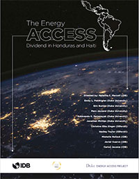 The Energy Access Dividend in Honduras and Haiti