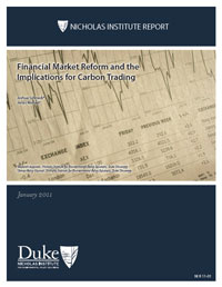 Financial Market Reform and the Implications for Carbon Trading