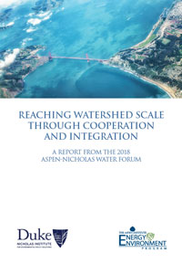 Reaching Watershed Scale Through Cooperation and Integration