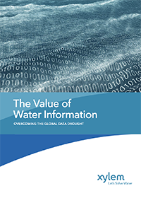 The Value of Water Information: Overcoming the Global Data Drought