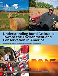 Understanding Rural Attitudes Toward the Environment and Conservation in America cover