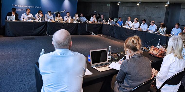 International Expert Workshop on Blue Natural Capital