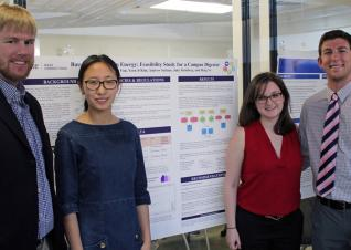 Students Assess Whether Food Waste Could Help Duke Achieve Carbon Neutrality
