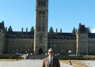 Fulbright Awardee Advises Canadian Provincial Governments on Carbon Pricing