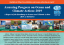 Assessing Progress on Ocean and Climate Action Report Cover