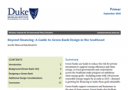 Beyond Financing: A Guide to Green Bank Design in the Southeast