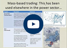 Webinar: Market Mechanisms 101: Possible Applications under the Clean Power Plan